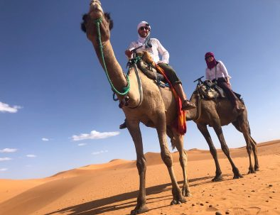 Cmalel trakking with our 3 days tour from Marrakech to Fes