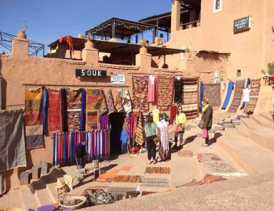 Ait benhaddou is an attraction you will visit with our Marrakech desert tour 3 days