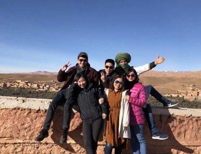 Our team of Berber