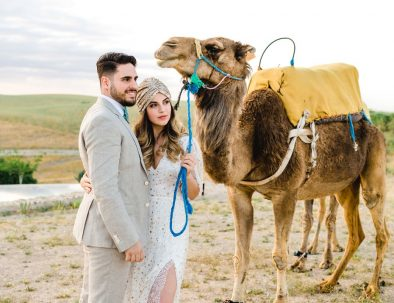 marriage in Morocco for our clients, they did one of 6 days tour in Morocco packages