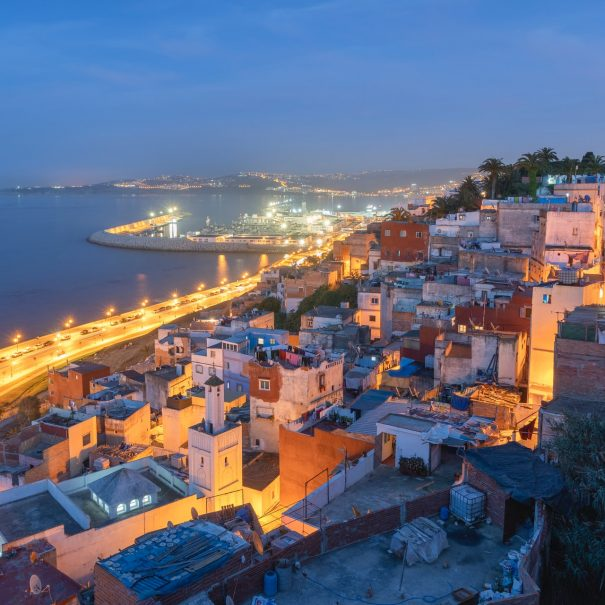 12 days tour from Tangier