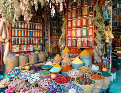 Ceramic with our 6 days tour in Morocco from Fes to Marrakech